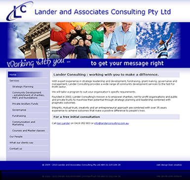 Lander COnsulting
